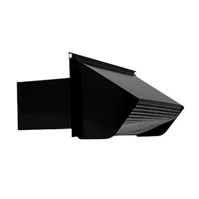 Steel Range Hood Duct Wall Cap