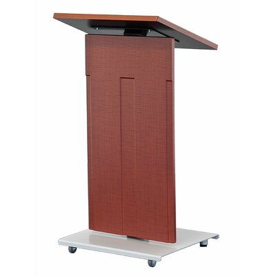 Lectern Speaker Stand Color: Fusion Maple