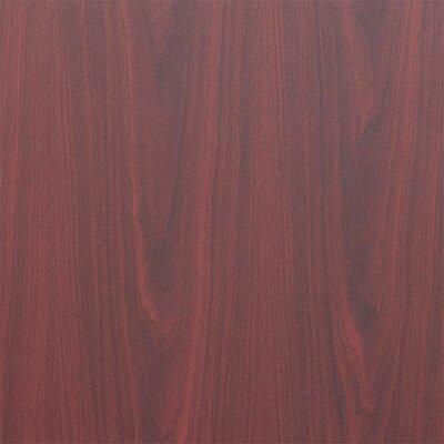 Lauber Instructors Writing Desk Color: Brazilian Walnut, Orientation: Left