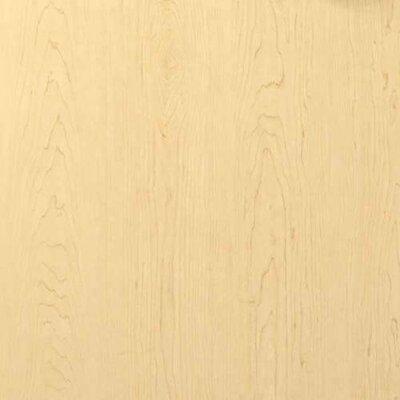 Lauber Instructors Writing Desk Color: Maple, Orientation: Left