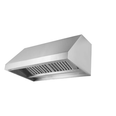 "36"" Turbo Pro Series 900 CFM Ducted Under Cabinet Range Hood"