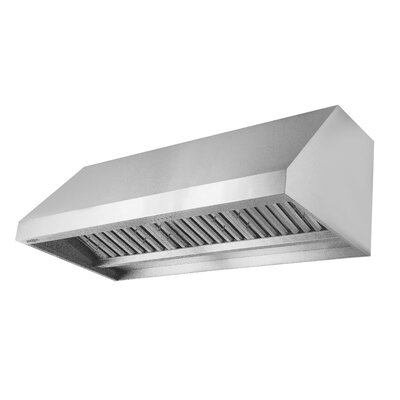 "48"" Turbo Pro Series 1200 CFM Ducted Under Cabinet Range Hood"