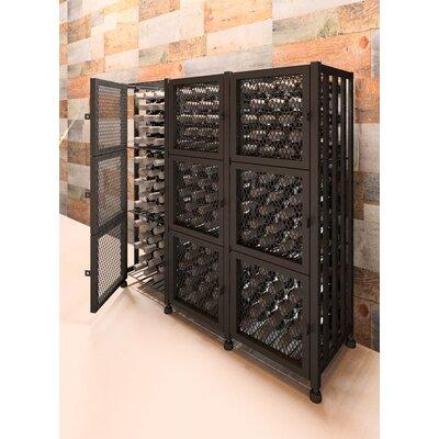 Locker 144 Bottle Floor Wine Rack