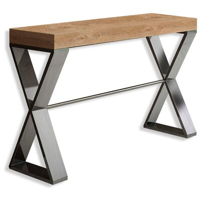 """Saybrook Console Table Size: 31.5"""" H x 39"""" W x 15.6"""" D"""