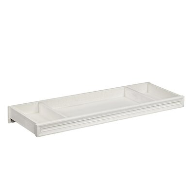 Mitzi Changing Tray Color: Oyster White