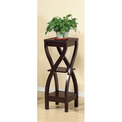 "Cuevas Multi-Tiered Plant Stand Size: 32"" H x 11.5"" W x 11.5"" D"
