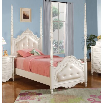 Eslinger Four Poster Bed Size: Full