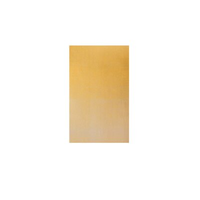 Fade Hand Towel Color: Yellow
