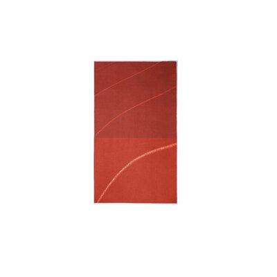 Morillo Hand Towel Color: Red