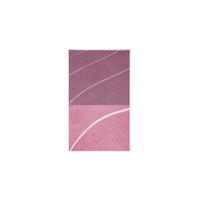 Morillo Hand Towel Color: Mauve