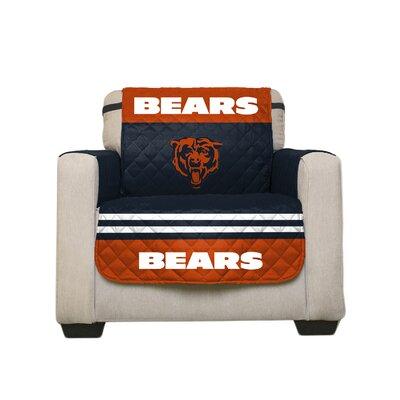 NFL Armchair Slipcover NFL Team: Chicago Bears