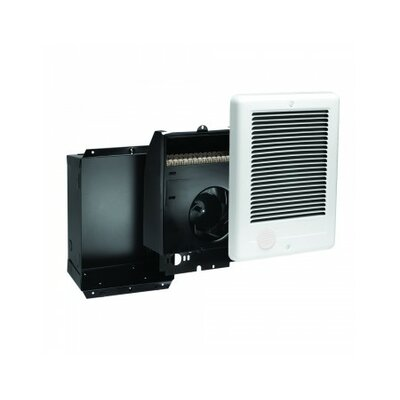 Com-Pak Electric Fan Wall-Mounted Heater Power: 1500W/240V