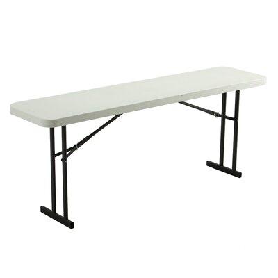"Commercial Seminar 72"" Rectangular Folding Table"