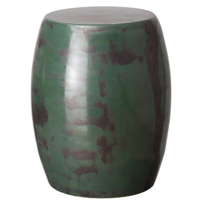 Ducan Round Smooth Garden Stool