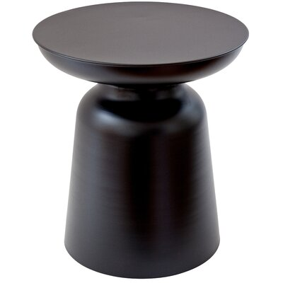 Palko Accent Stool Color: Black