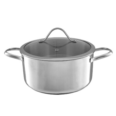 6 Qt. Stock Pot with Lid