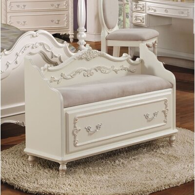Eckenrode Storage Bench with Drawer