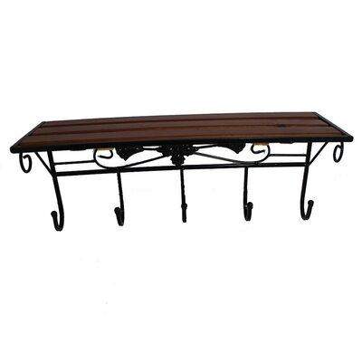 Brinson Wooden Shelf