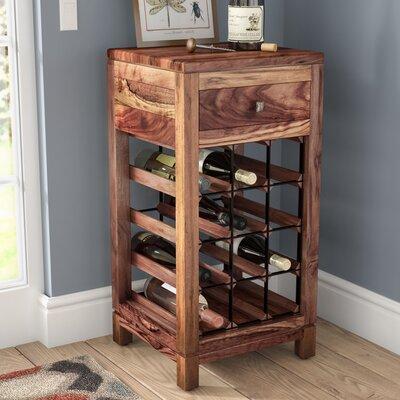 Kylan 12 Bottle Floor Wine Cabinet