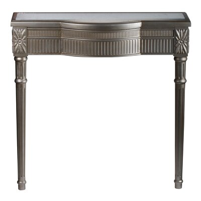 Mcniel Half Wall Console Table