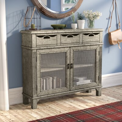 Calen 3 Drawer and 2 Door Cabinet