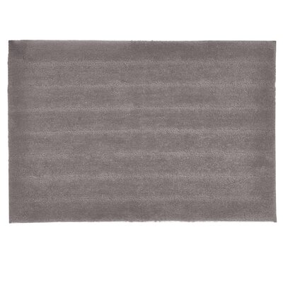 Veruka Bath Rug Color: Brown