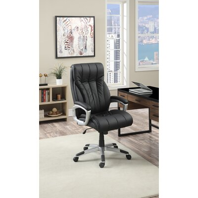 Kelty Cushioned Seat Executive Chair