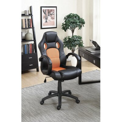 Chapa Elevated Armrest Executive Chair