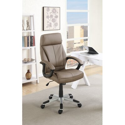 Dumlao Finely Trimmed Executive Chair