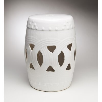 Finnerty Interlocking Garden Stool Color: Stool