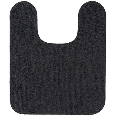 Castleberry Contour Mat Color: Black