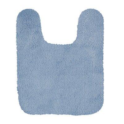 Castleberry Contour Mat Color: Blue Mist