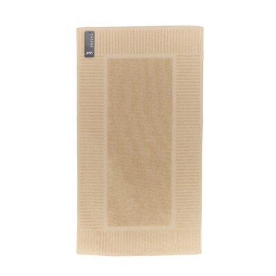 Oxford Bath Rug Color: Linen