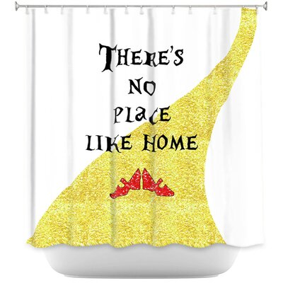 There's No Place Like Home II Shower Curtain