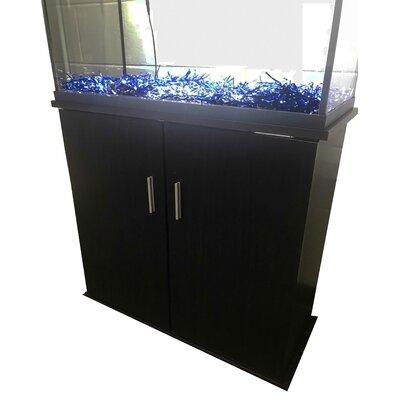 """Medium Modern KD Aquarium Stand Size: 28.5"""" H x 31"""" W x 13"""" D"""