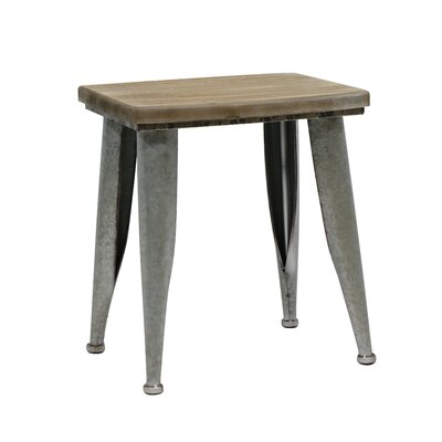 17 Stories Dili Accent Stool