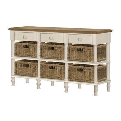 Hollymead Console Table with 3 Drawers