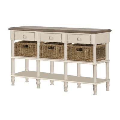 Holst Console Table with 3 Drawers