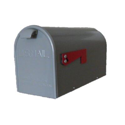 Platinum Newport Post Mounted Mailbox