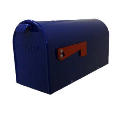Newport Sapphire Post Mounted Mailbox