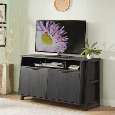 "Wootton 54"" TV Stand Color: Ebonized Acacia"