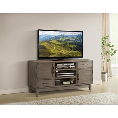 """Workman 54"""" TV Stand Color: Gray Wash"""
