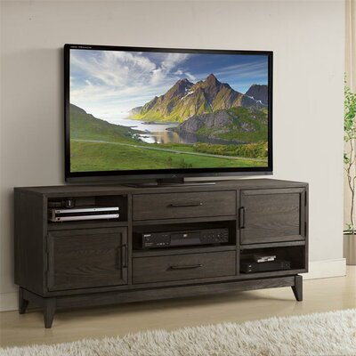 """Workman 66"""" TV Stand Color: Umber"""