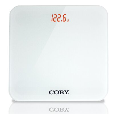 Precision Bathroom Digital Scale Color: White