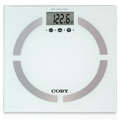 Body Analysis Bathroom Digital Scale