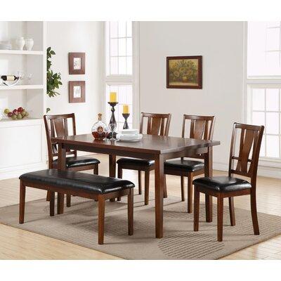 Hudson Square 6 Piece Dining Set