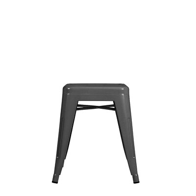 Melgoza Mini Tolix Accent Stool