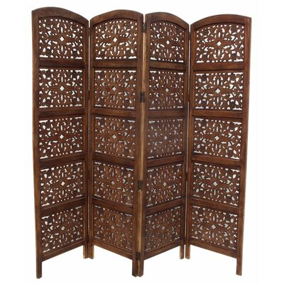 Beardmore 4 Panel Room Divider