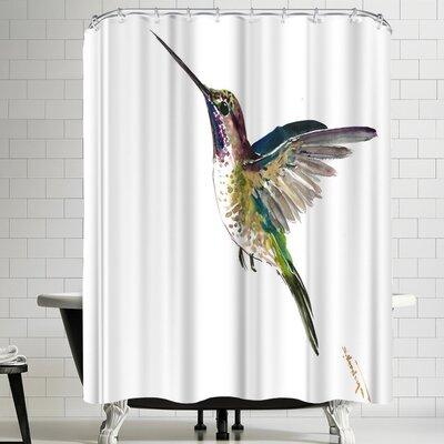 Suren Nersisyan Hummingbird VIII Shower Curtain