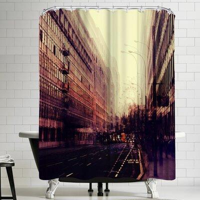 London Shower Curtain